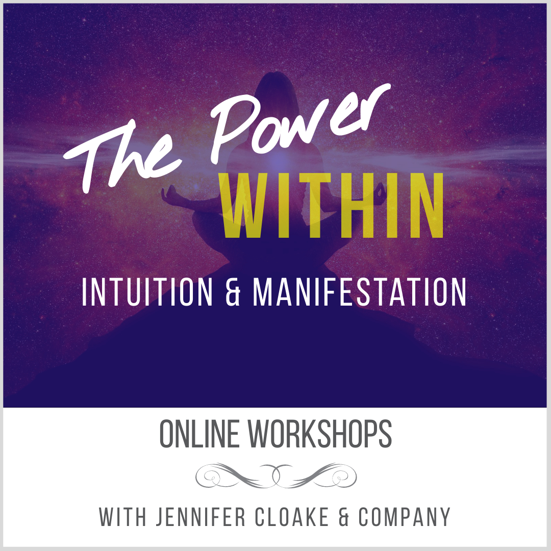 center of oneness intuitive manifestation workshops with jennifer cloake