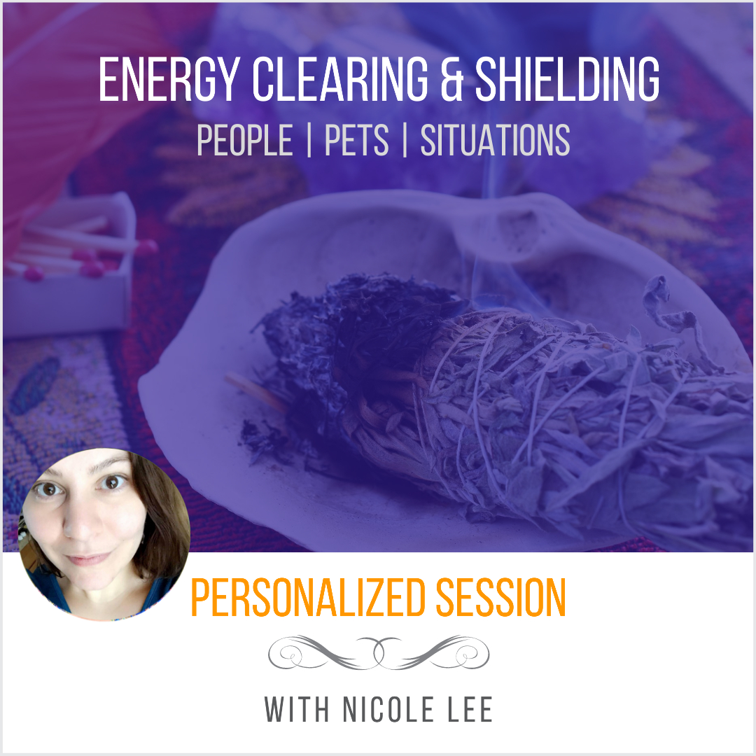 COO- Services- Healing Clear Shield- Nicole Lee