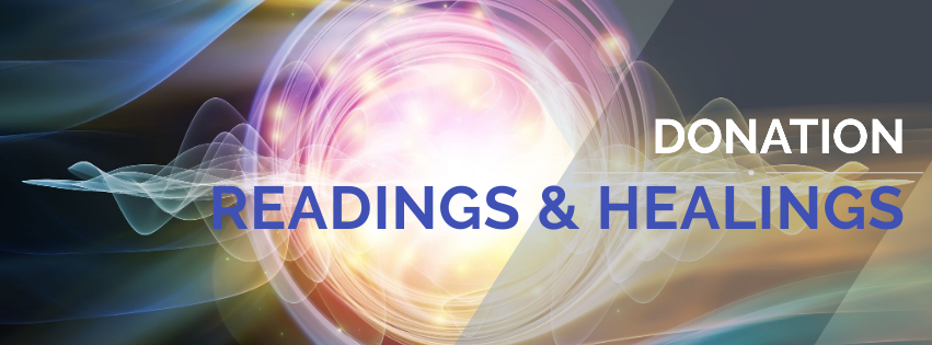 center of oneness donation reading and healing