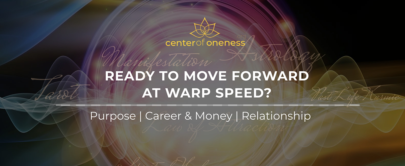 Center Of Oneness Manifest Intuition