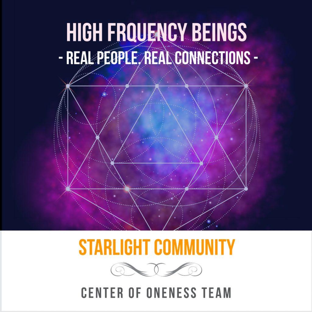 center of oneness spiritual community