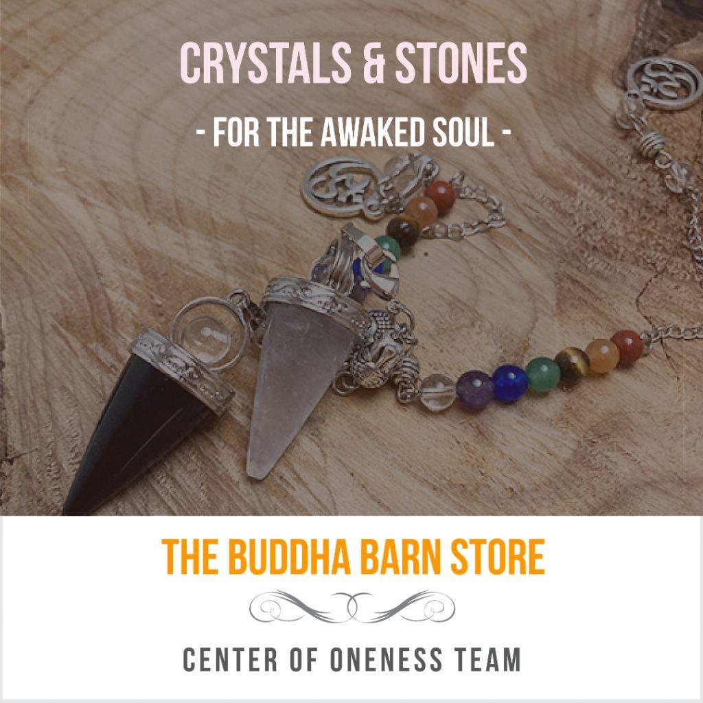 buddha barn crystal stone jewelry