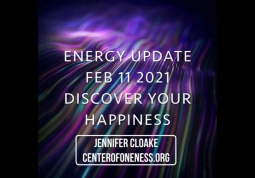 Center Of Oneness Energy Forecast Discover Happiness